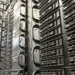 Racked Dedicated Servers in our Los Angeles Data Center