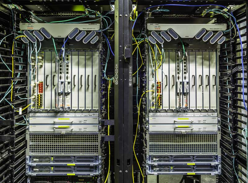 WebNX uses Cisco ASR 9000 Routers in our Ogden, Utah Data Center to power our High-Performance BGP Route Optimized Network
